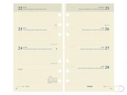 Agendavulling 2021 Brefax 17 7dag/2pagina 6talig