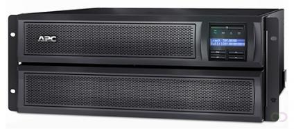 APC Smart-UPS X 3000VA noodstroomvoeding 8x C13, 2x C19 uitgang, USB, short depth