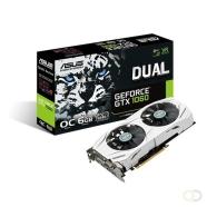 ASUS DUAL-GTX1060-O6G NVIDIA GeForce GTX 1060 6GB
