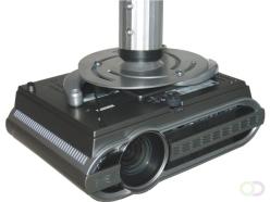 Beamer plafondbevestiging Newstar C80 zilver