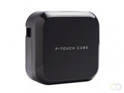 Brother CUBE Plus labelprinter Thermo transfer 180 x 360 DPI Bedraad en draadloos