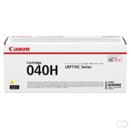 CANON 040HY toner yellow high capacity yield 10.000
