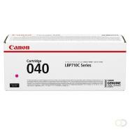 CANON 040M toner magenta standard capacity yield 5.400