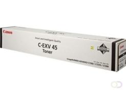 CANON C-EXV 45 toner zwart standard capacity 80.000 pagina's 1-pack