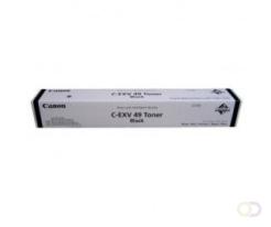 CANON C-EXV 49 toner zwart 36.000 paginas