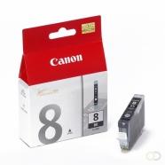 CANON CLI-8BK inktcartridge zwart standard capacity 1-pack blister zonder alarm