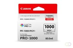 CANON PFI-1000 foto grijze inkttank