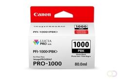 CANON PFI-1000 foto zwarte inkttank