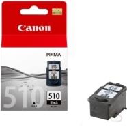 CANON PG-510 inktcartridge zwart standard capacity 1-pack blister zonder alarm