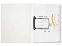 Clipmap Jalema Avanti A4 wit/transparant
