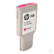 HP 728 300-ml Magenta Inkt Cartridge
