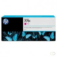 HP 771C originele ink cartridge magenta standard capacity 775ml 1-pack