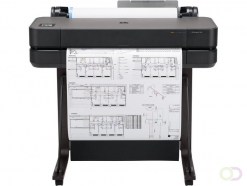 HP Designjet T630 grootformaat-printer Thermische inkjet Kleur 2400 x 1200 DPI 610 x 1897 mm Ethernet LAN Wi-Fi