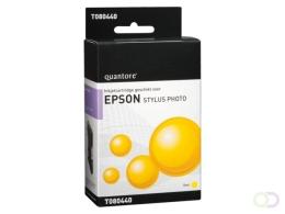 Inkcartridge Quantore Epson T080440 geel