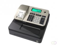Kassa Casio SE-S100, Goud, kleine lade, thermische printer