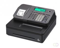 Kassa Casio SE-S100, Zilver, kleine lade, thermische printer