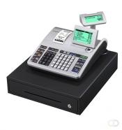 Kassa Casio SE-S400, Zilver, Grote lade, thermische printer