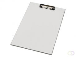 Klembord LPC A4/Folio met 100mm klem wit