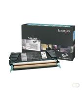 LEXMARK C530 tonercartridge zwart standard capacity 1.500 pagina's 1-pack return program