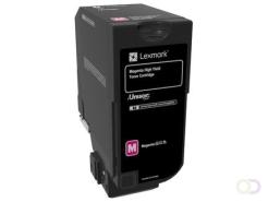 Lexmark CX725 Origineel Magenta 1 stuk(s)