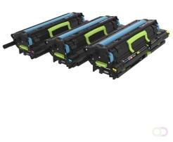 LEXMARK Pack of developer / photoconductor color 300K/175K