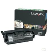 LEXMARK T654 label tonercartridge zwart high capacity 36.000 pagina's 1-pack return program