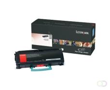 LEXMARK Toner cartridge black E26/ 36/ 46x Standard