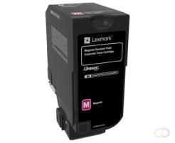 LEXMARK Toner Corporate Magenta for CS720 CS725 CX725 7k