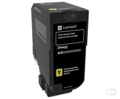 LEXMARK Toner Corporate Yellow for CS720 CS725 CX725 7k