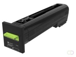 LEXMARK Toner Return Program Black for CS820 CX820 CX825 CX860 8k