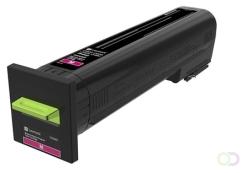 LEXMARK Toner Return Program Magenta for CS820 CX820 CX825 CX860 8k