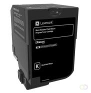 LEXMARK Toner Return Programme Black for CS720 CS725 CX725 7k