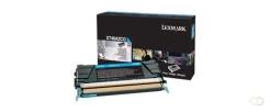 LEXMARK X746, X748 tonercartridge cyaan standard capacity 7.000 pagina's 1-pack