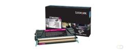 LEXMARK X746, X748 tonercartridge magenta standard capacity 7.000 pagina's 1-pack