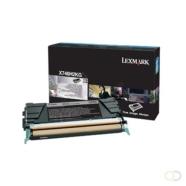 LEXMARK X746 X748 tonercartridge zwart high capacity 12.000 pagina s 1-pack