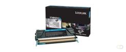 LEXMARK X748 tonercartridge cyaan high capacity 10.000 pagina's 1-pack
