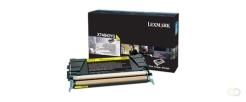 LEXMARK X748 tonercartridge geel high capacity 10.000 pagina's 1-pack