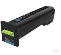 LEXMARK XC6152 XC8155 BSD Cyan Toner Cartridge