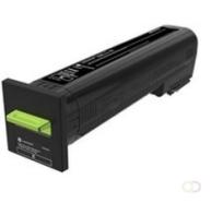 LEXMARK XC6152 XC8155 BSD Yellow Toner Cartridge