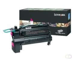 LEXMARK XS795, XS798 tonercartridge magenta standard capacity 1-pack return program