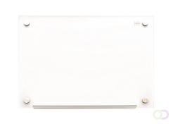 Nobo Diamond Magnetisch Droog Uitwisbaar Glasbord Wit 1200x1800mm