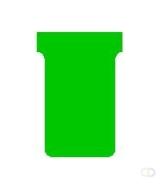 Nobo Printbare T-Kaarten Maat 2 Groen (20) papier voor inkjetprinter
