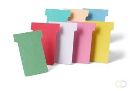 Nobo Printbare T-Kaarten Maat 3 Wit (20)
