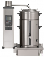 Rondfilter Koffiemachine Bravilor B40 W met 2 containers