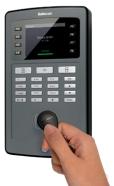 Safescan ta8015 tijdsregistratiesysteem zwart