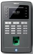 Safescan ta8020 tijdsregistratiesysteem