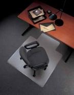 Stoelmat 5Star voor tapijt ft 115 x 134 cm, ft uitsparing 63,5 x 30,5 cm