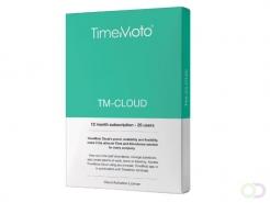 TimeMoto Tijdregistratie Cloudsoftware