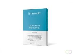 TimeMoto TM-PC Tijdregistratie PC software+