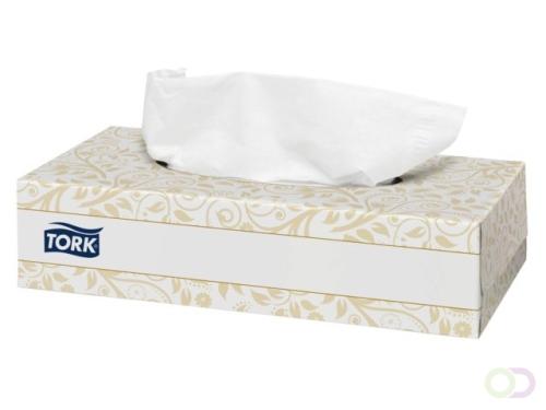 Tissue Tork doos facial wit